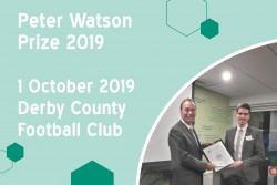 20190905 Peter Watson Prize
